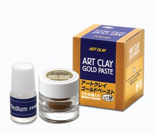 Art Clay Gold Paste