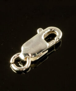 Clasp Lobster Silver 11.3mm (sv925) (A630148)