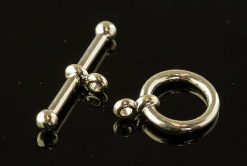 Clasp Toggle Silver sv925