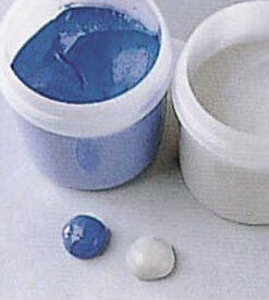Blue Silicon Mold Mix
