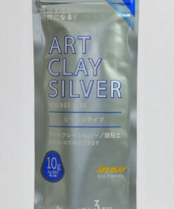 Art Clay Silver Syringe 10g 3 tips