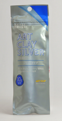 Art Clay Silver Syringe 10g 0 tips