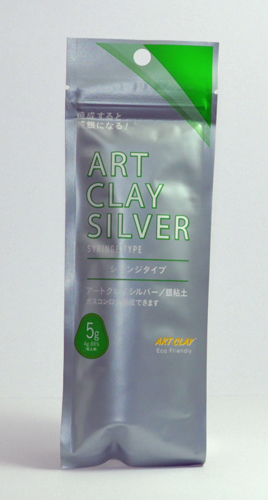 Art Clay Silver Syringe 5g