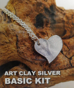 Kit for Beginners Art Clay Silver