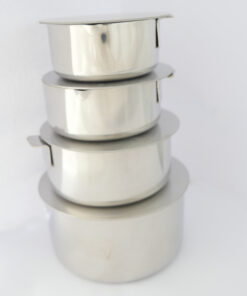 Stainless Steel Firing Set