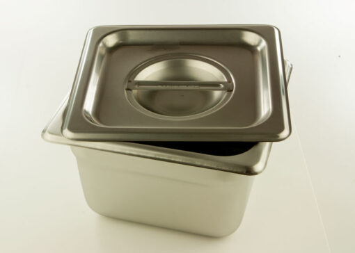 Stainless Steel Dish with Lid