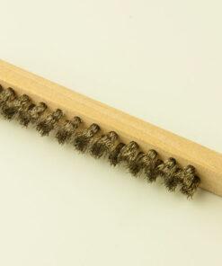 Steel wire brush short hair