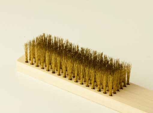 Brass Wire Brush Large