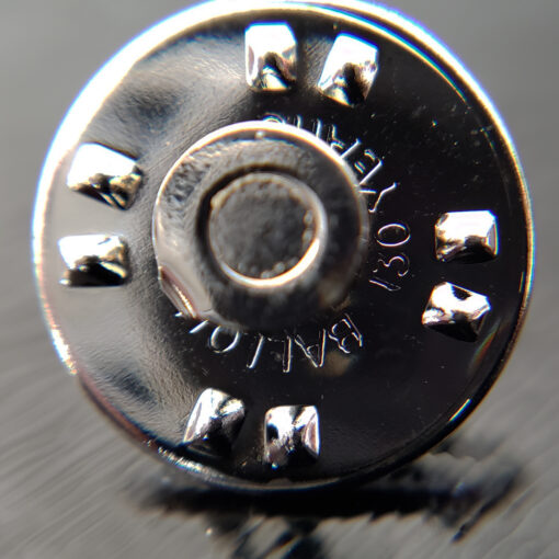 Brooch Push Pin Front