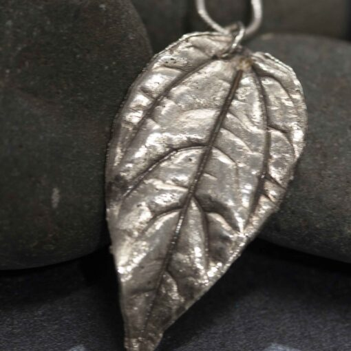 Silver Leaf made in the microwave