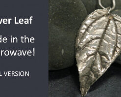 Silver Leaf Made in the Microwave - Full Version