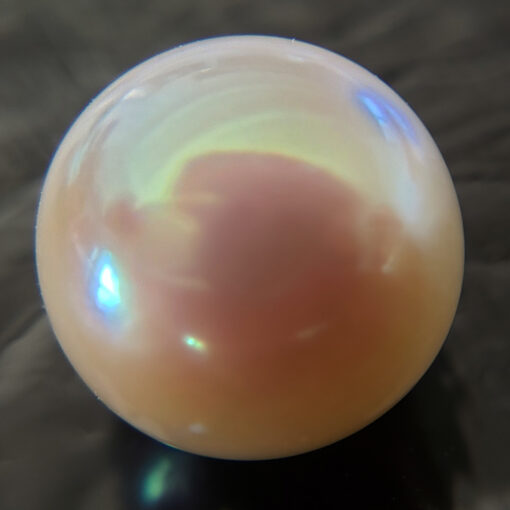 Pearl Half-drilled