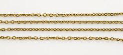 Chain Vintage Bronze 60cm
