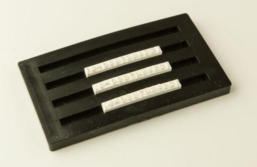 Alphabet / Number Refills for Stamp Set